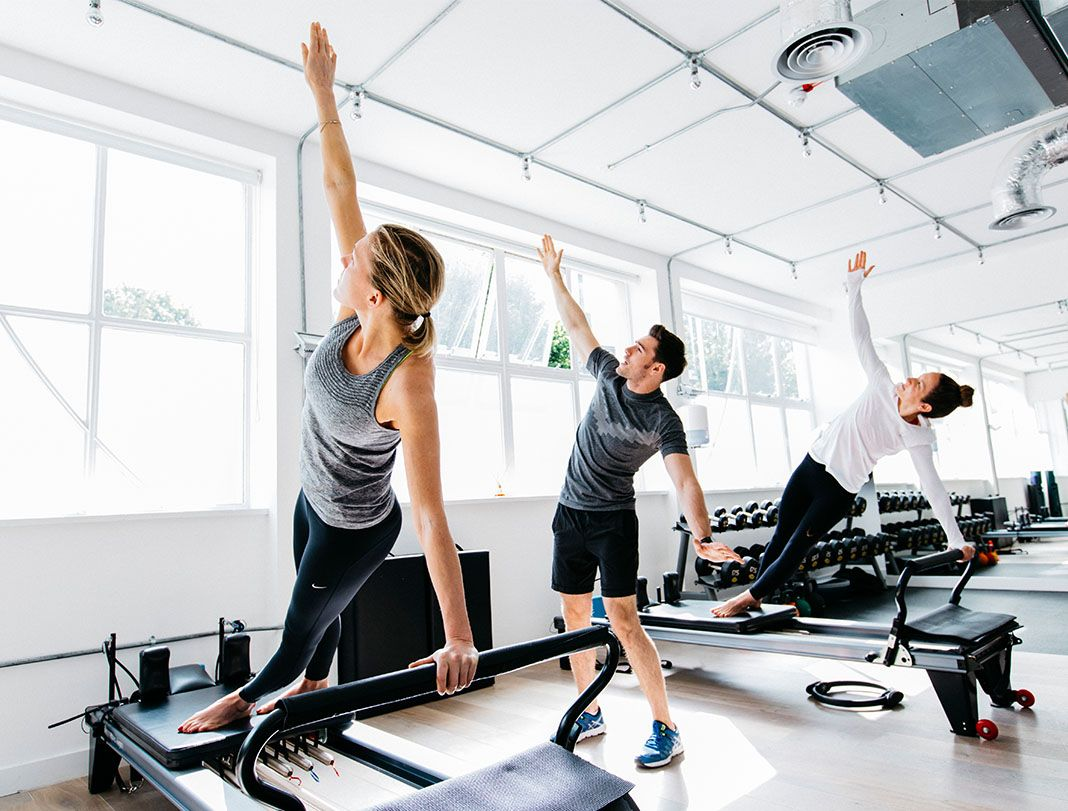 121af340f3cf This Cutting-Edge London Fitness Studio Uses Wearable Tech In Every ...