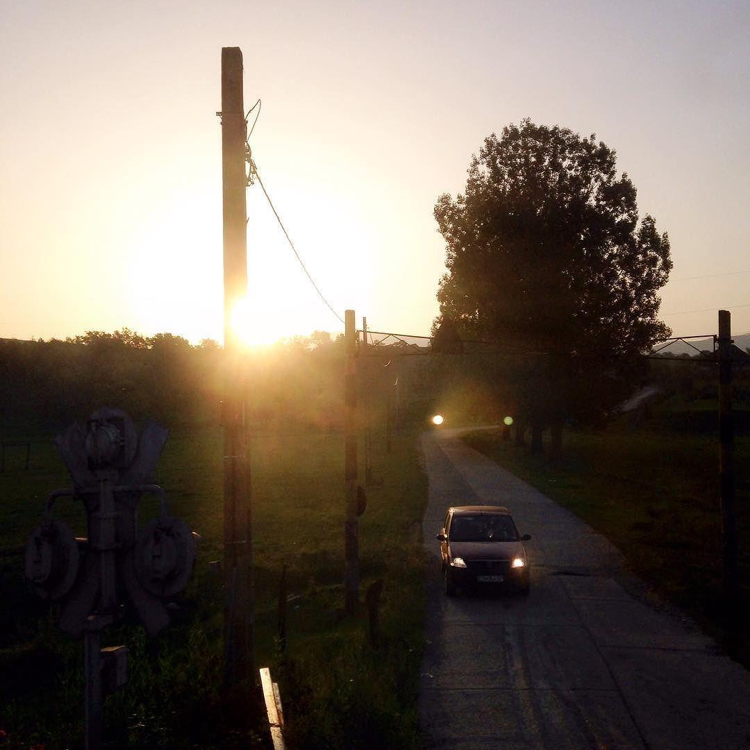 Good Morning Light  #sky #sun #light #sunrise #horizon #nature #morning #instagood #lightshow