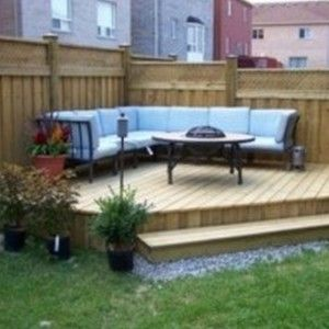 Small Outdoor Deck Ideas Cool Decks Design Ideas Magnificent Home