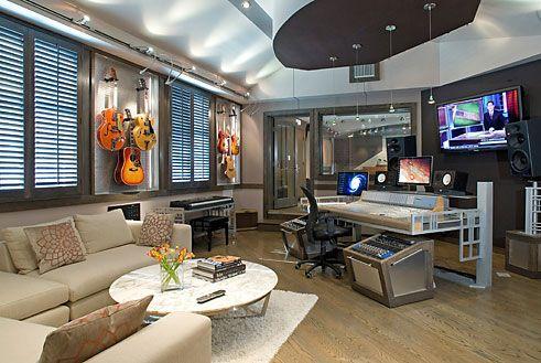 Recording Studio Fetch Home Studio Setup Music Studio Room Studio Interior