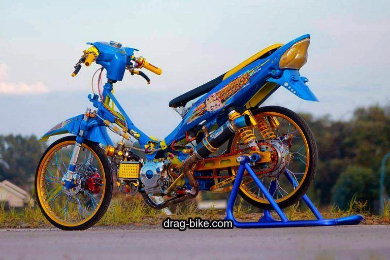 40 Foto Gambar Modifikasi Jupiter Z Kontes Racing Look Jari Jari Drag Bike Com Motor Modifikasi Gambar Seni Tradisional