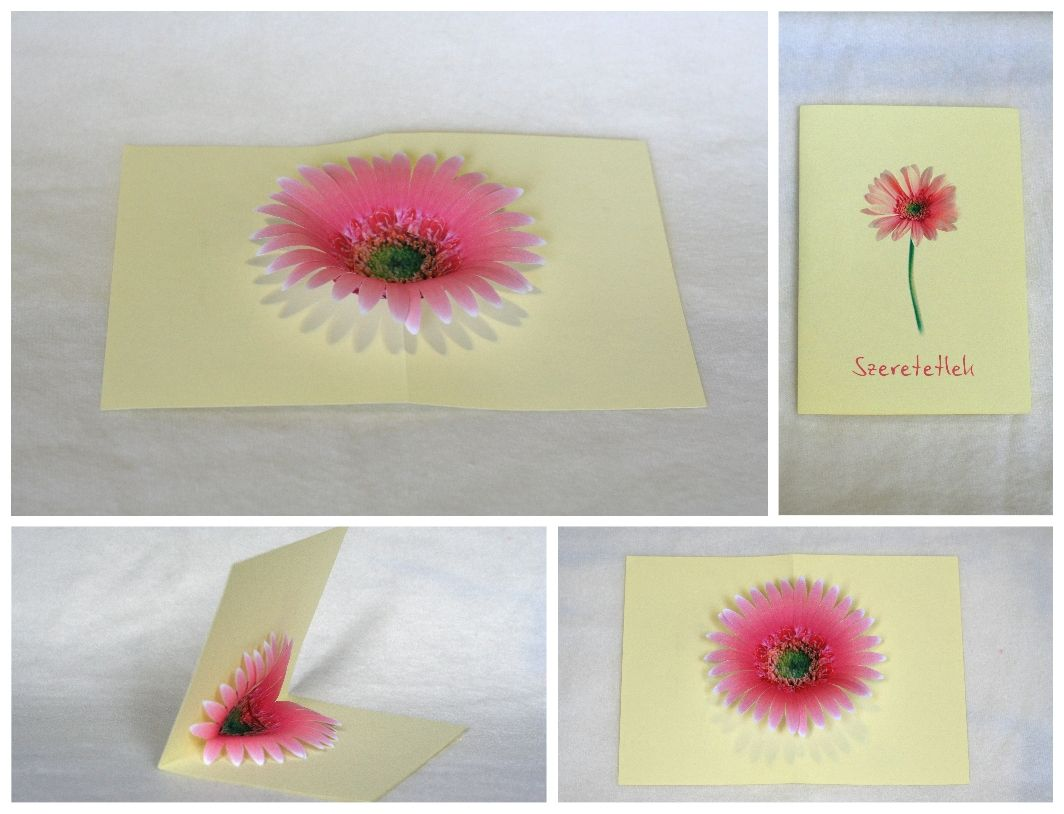 Pop Up Cards With Flowers Pop Up Flower Cards Pop Up Card Templates Pop Up Flowers