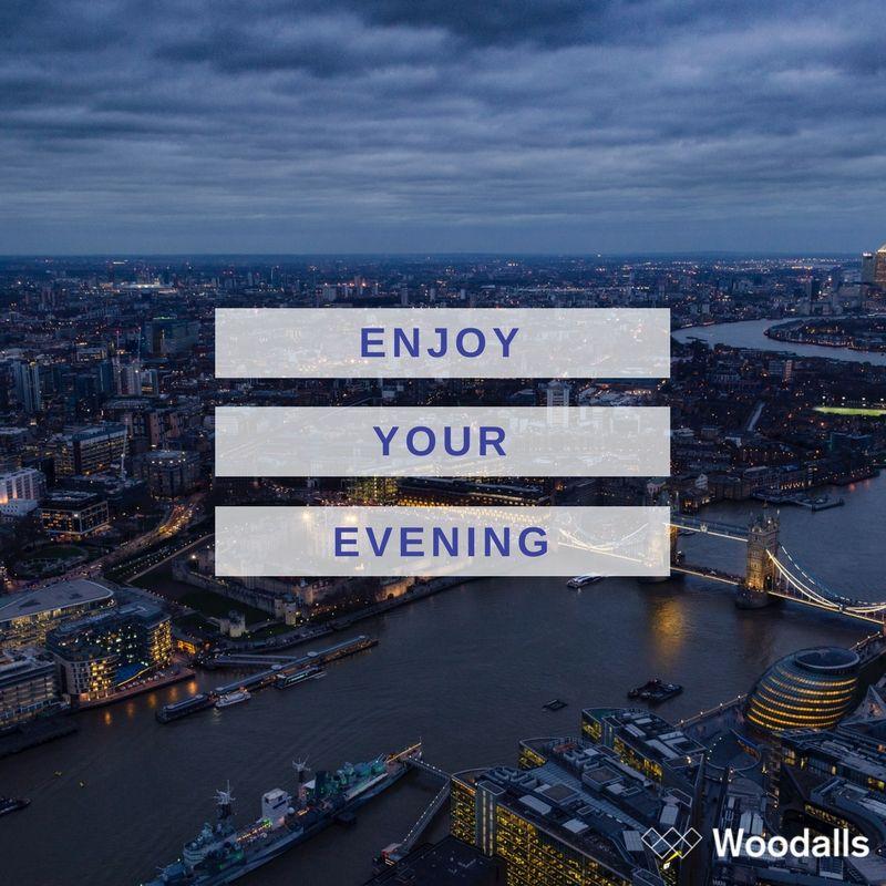London by night london life london refurbishing