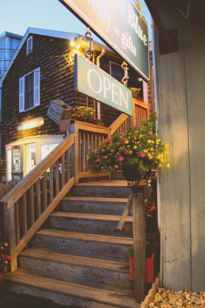 Summer Trip: Ogunquit Maine Dinner & Coffee (With images ...
