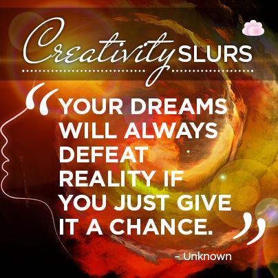 Give Your Dreams A Chance