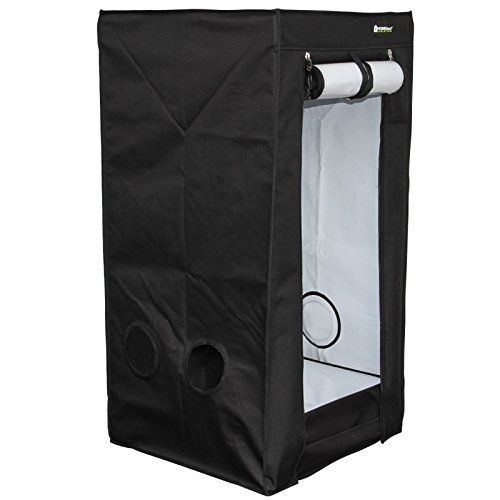 Small can be beautiful! Itu0027s a HOMEbox premium quality grow tent - just in miniature  sc 1 st  Pinterest & Small can be beautiful! Itu0027s a HOMEbox premium quality grow tent ...