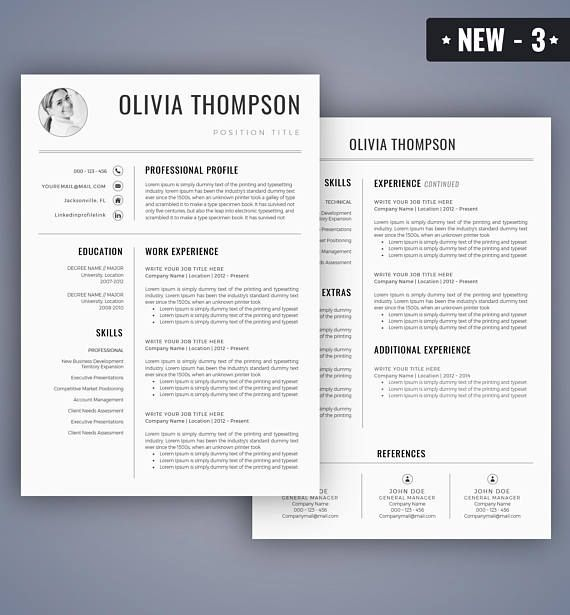 EXCLUSIVE DEAL! Get 8 resume templates + 8 Matching Cover Letters + - resume deal