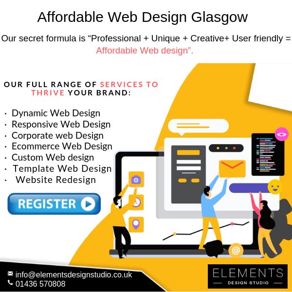 Affordable Webdesign Glasgow Affordable Web Design Web Design Corporate Web Design