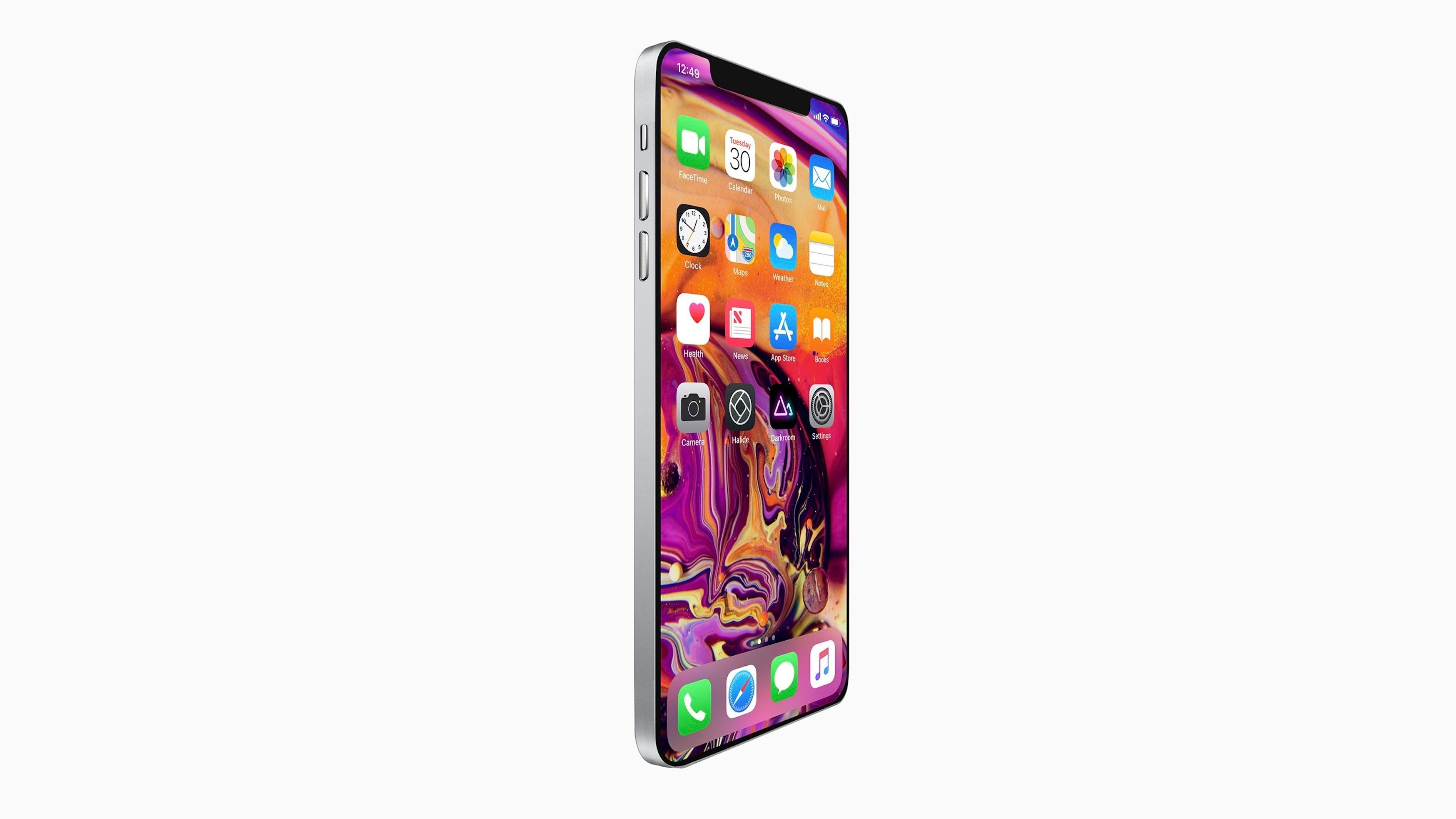 8df38546794 Comment: Should Apple bring the iPad Pro design to the iPhone 11 to create  a modern iPhone 5? [Poll]