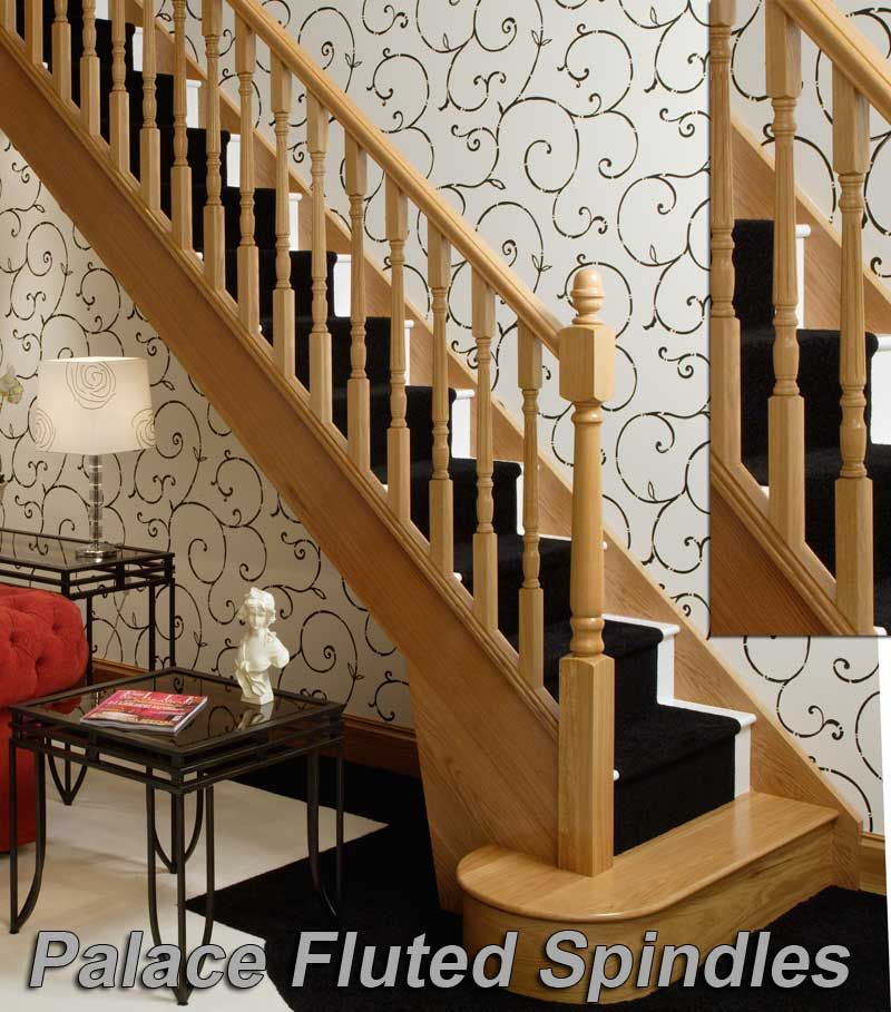 Beautiful Interior Staircase Ideas And Newel Post Designs: Pin By Djenny On Spindle And Handrail Designs