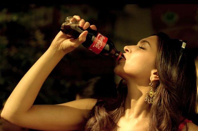Deepika Padukone latest Coke ad Photoshoot Images ...