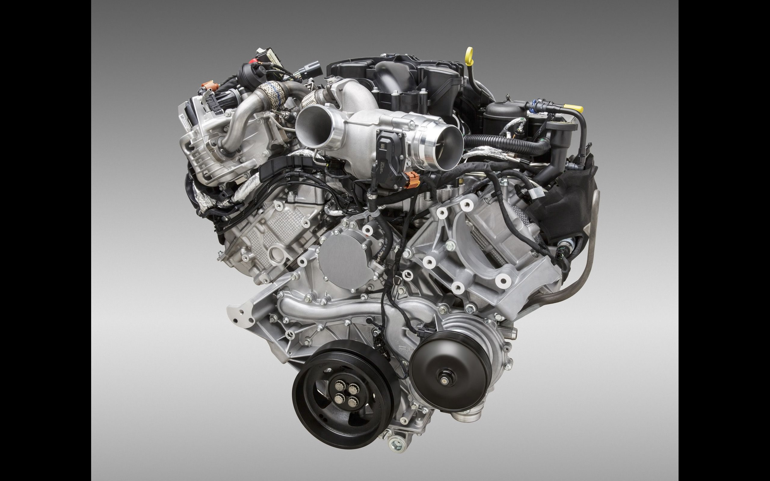 2015 ford f series super duty mechanical diesel engine