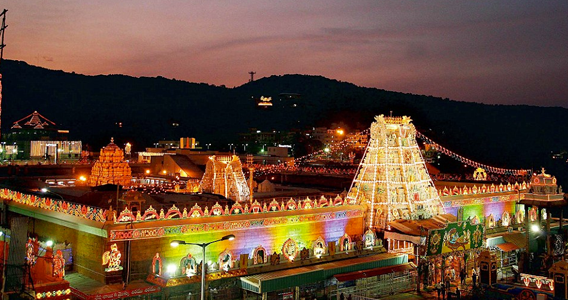 #Tirupati is a city in Chittoor district in Andhra Pradesh. It is a #hillstation. It is an all time, visit place, and most crowded place round the year. It is one of the #coolestplaces, in summers also. There is a golden temple which is worshipped by pilgrimages, beautiful waterfalls, and museum.  http://www.holidaykeys.co.uk/divine-and-gorgeous-destinations-of-tirupati-andhra-pradesh/