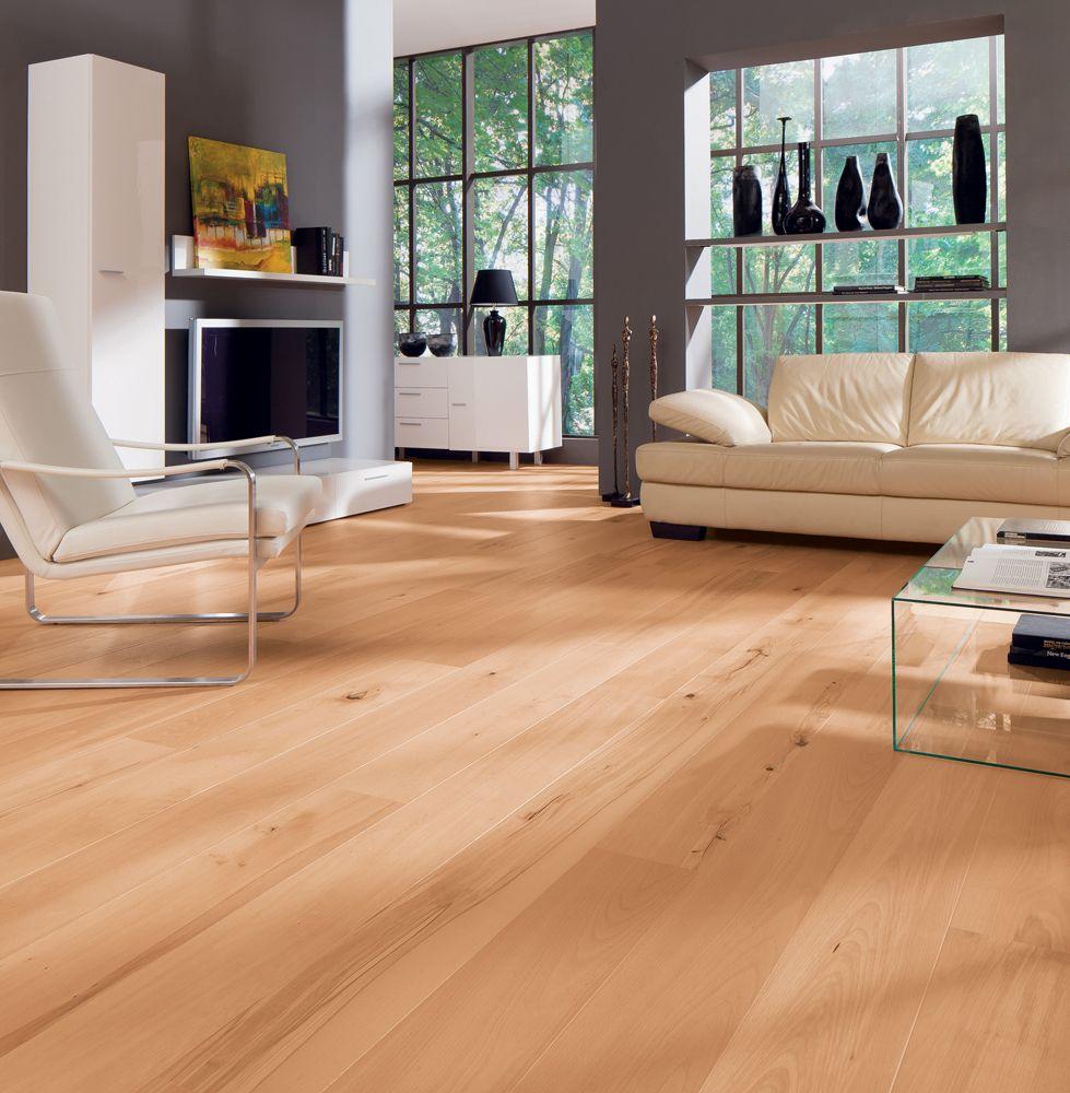 haro parkett landhausdiele 4000 buche ged mpft markant lackiert haro parkett landhausdiele. Black Bedroom Furniture Sets. Home Design Ideas