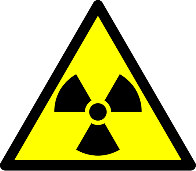 You Won T Turn Into Spider Man Learn What Radioactive Really Means Radioactive Symbol Radioactive Lab Safety