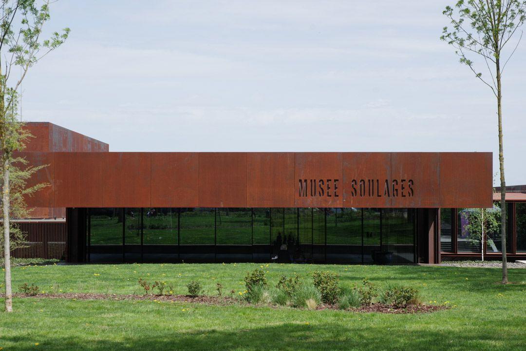 Visiter Rodez En Une Journee Avec Images Rodez Musee Soulages
