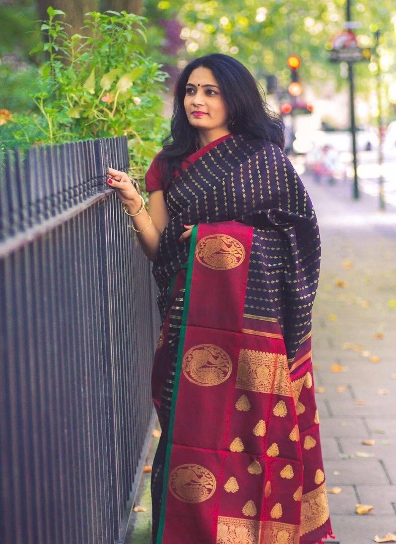Pin de pranita chavan en Saree collection   Pinterest