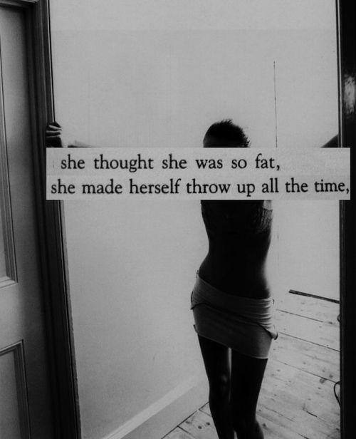 Znalezione obrazy dla zapytania pro ana thinspo bulimia