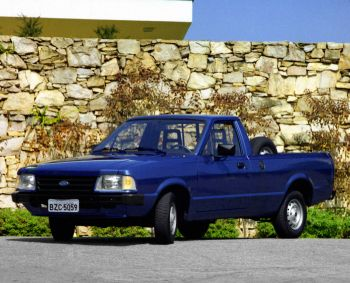 Ford Pampa 1 8 L 1990 97