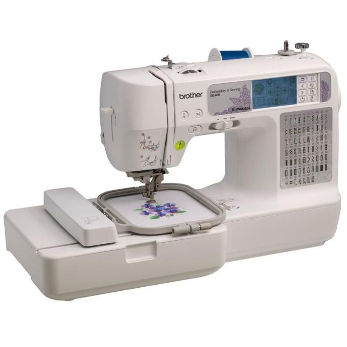 Brother SE40 Sewing Machine Service Manual Plus Parts Sewing Beauteous Brother Sewing Machine 6000i Manual