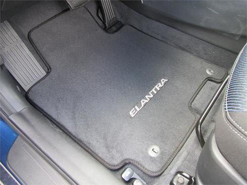 Great These Are The 2014 2016 Hyundai Elantra Floor Mats. The 2014 2016 Hyundai  Elantra Floor Mats Have Been Color Coordinated And Are Custom Cut And  Fitted By ...