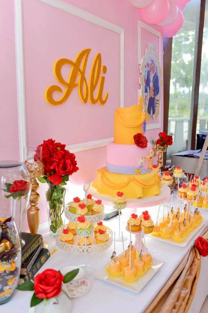 Groovy Beauty And The Beast Birthday Party Beauty And The Beast Download Free Architecture Designs Scobabritishbridgeorg