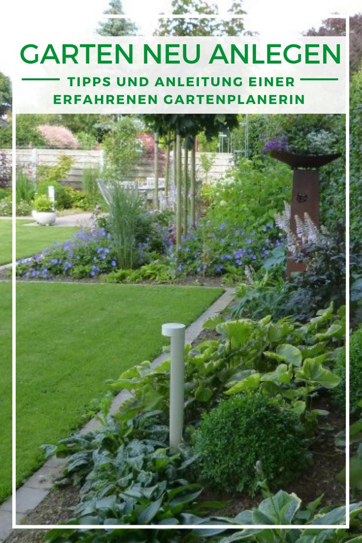 Garten Anlegen Aber Wie So Planen Sie Ihren Garten Richtig Garten Neu Anlegen Garten Garten Landschaftsbau