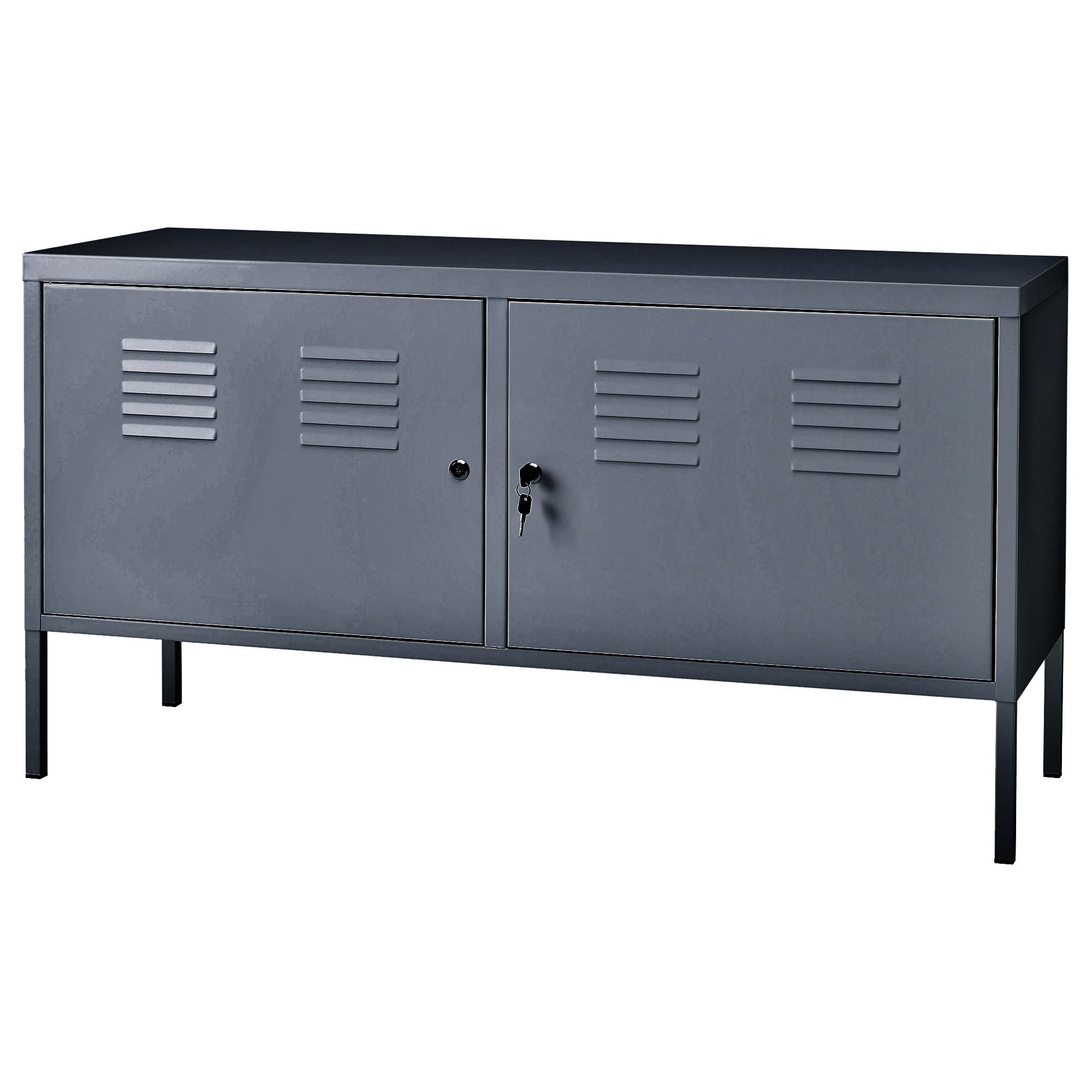 Spray Paint An Ikea Ps Tv Cabinet A Dark Seal Grey To Blend