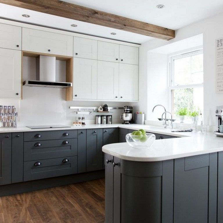 33 Admirable Practical Kitchen Ideas You Will Definitely Like American Kitchen Design Small Kitchen Layouts Kitchen Inspirations