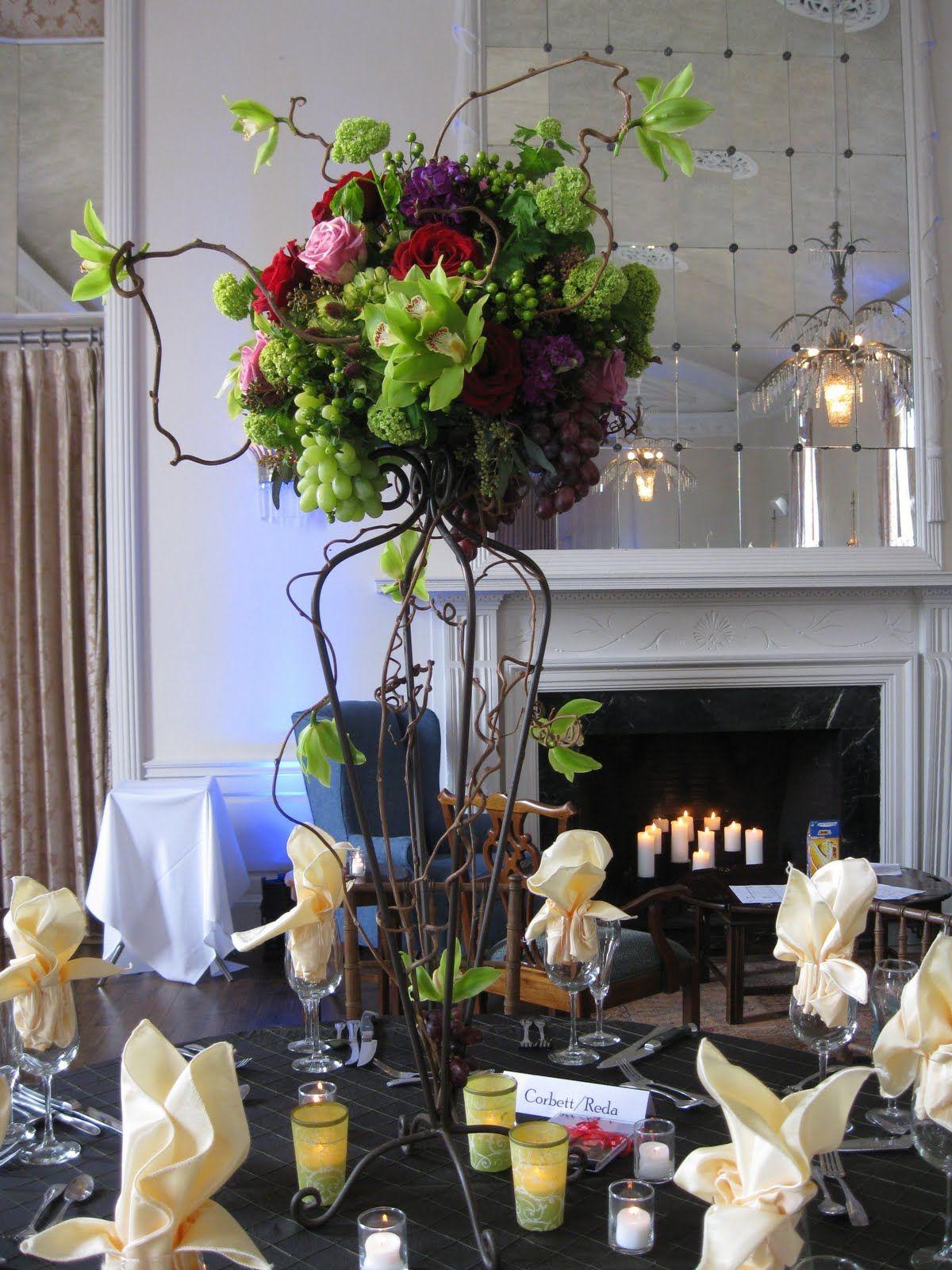 November wedding decoration ideas  fall bridal shower ideas  fall wedding centerpieces on a wedding