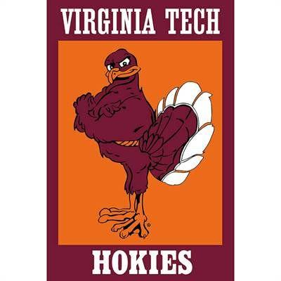 Team Sports America Virginia Tech Hokies Mailbox Cover
