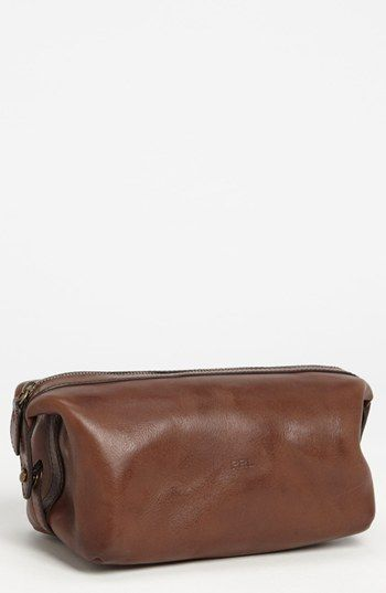 b1bd2833b29c Polo Ralph Lauren Leather Dopp Kit   Repin for the chance to win with   conradcarryon