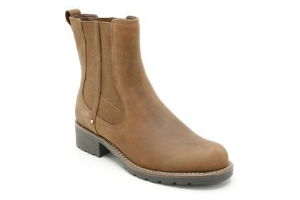 Womens Casual Boots Orinoco Club in Brown Snuff from