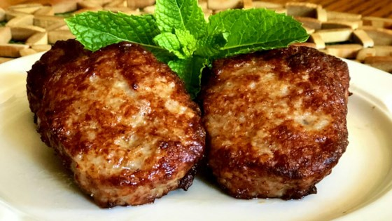 Air Fryer Sausage Patties Recipe Air