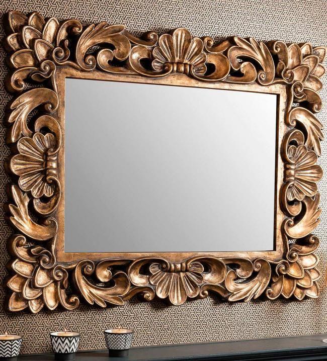 Más de 180 espejos | Ventas en Westwing | ornamenty | Pinterest ...