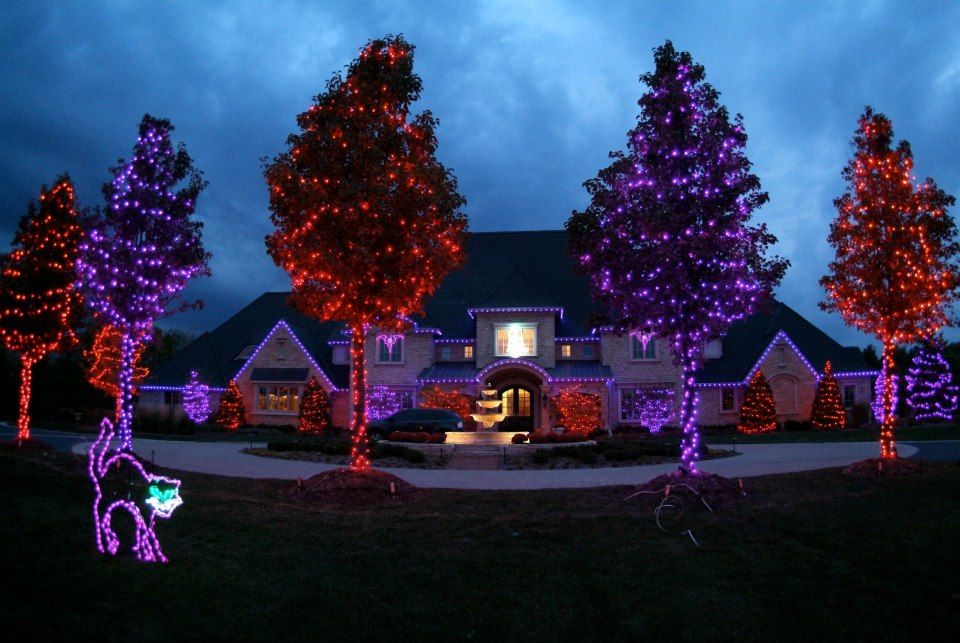 Pin on Christmas Light Installation in Colorado Springs