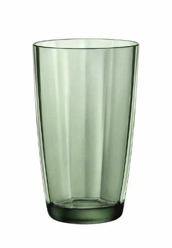 Bormioli Rocco Pulsar Cooler Glasses, Forest Green, Set of 6 Bormioli Rocco http://www.amazon.com/dp/B00B97TV8K/ref=cm_sw_r_pi_dp_VeKEub0SR0BSD