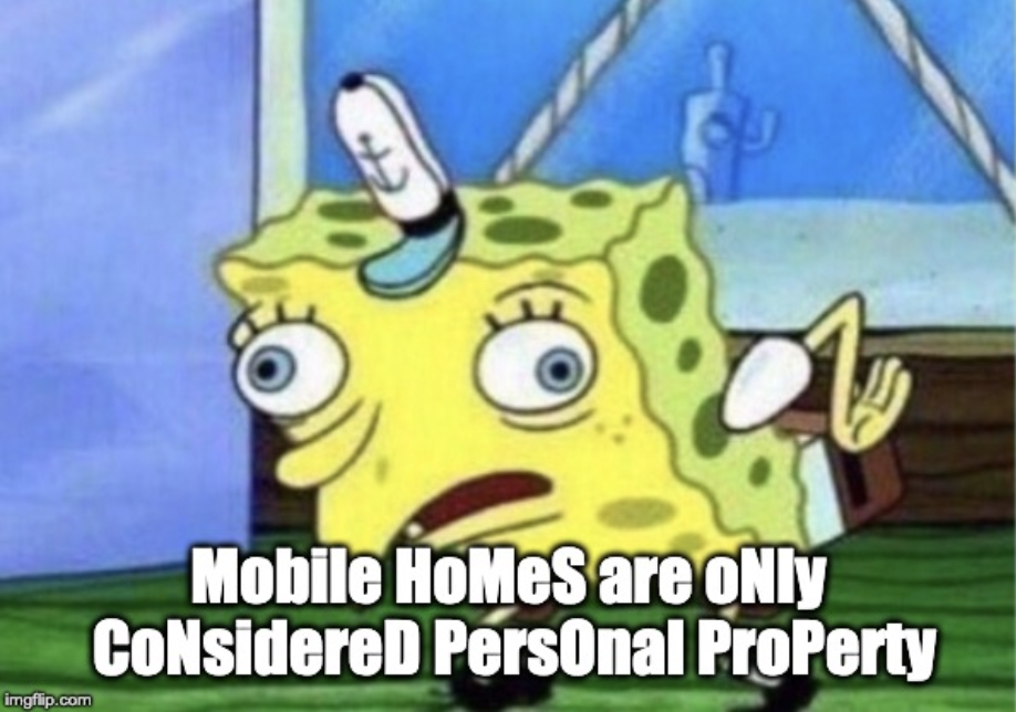 Editorial The Only Reason To Buy A Mobile Home Steven