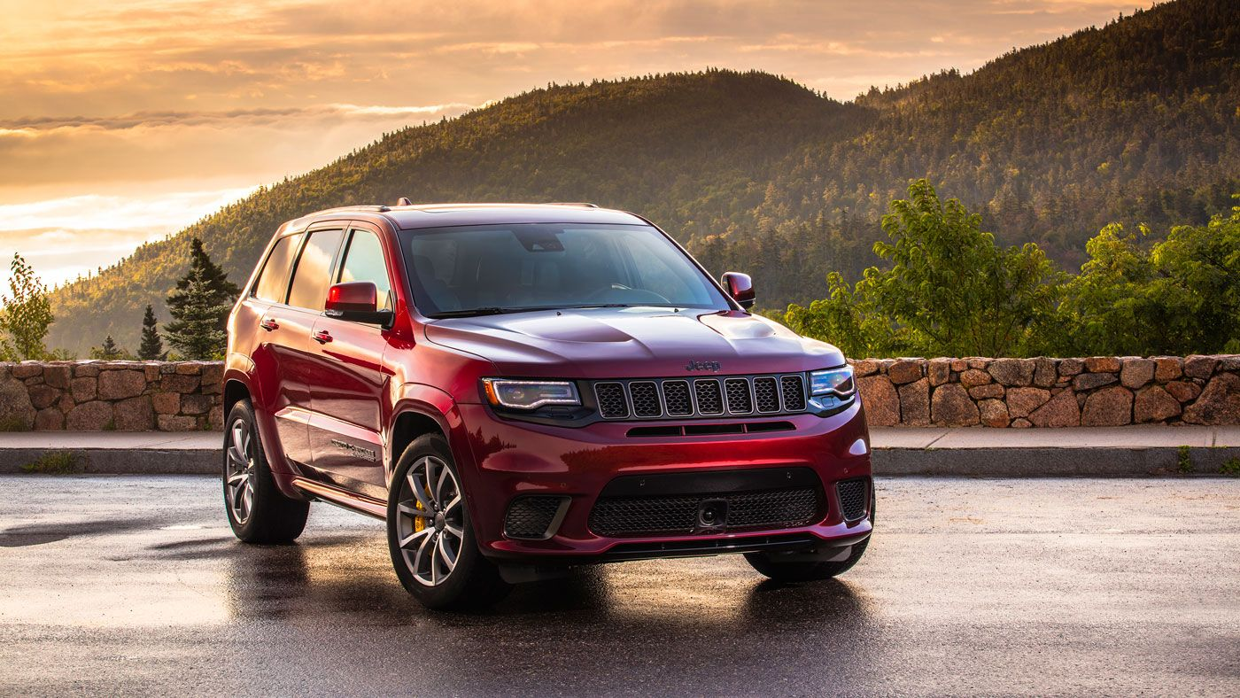 Why The Jeep Grand Cherokee Trackhawk Is An Incognito Torpedo Jeep Grand