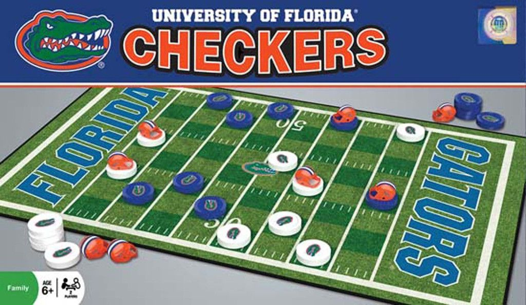 University of Florida Checkers Game