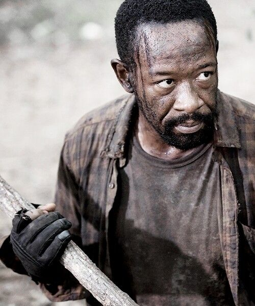 "The Walking Dead Season 6 Episode 4 ""Here's Not Here"" Morgan"