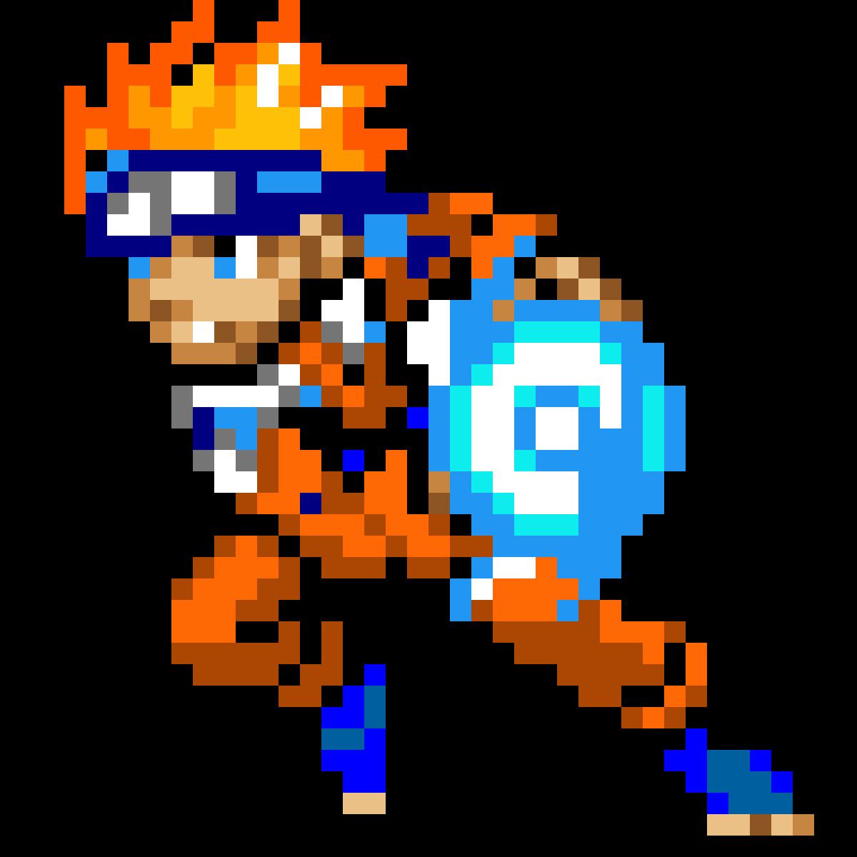 Minecraft Naruto Art Pixel Area Download Free Image Pixel Art Anime Pixel Art Pixel Art Pattern