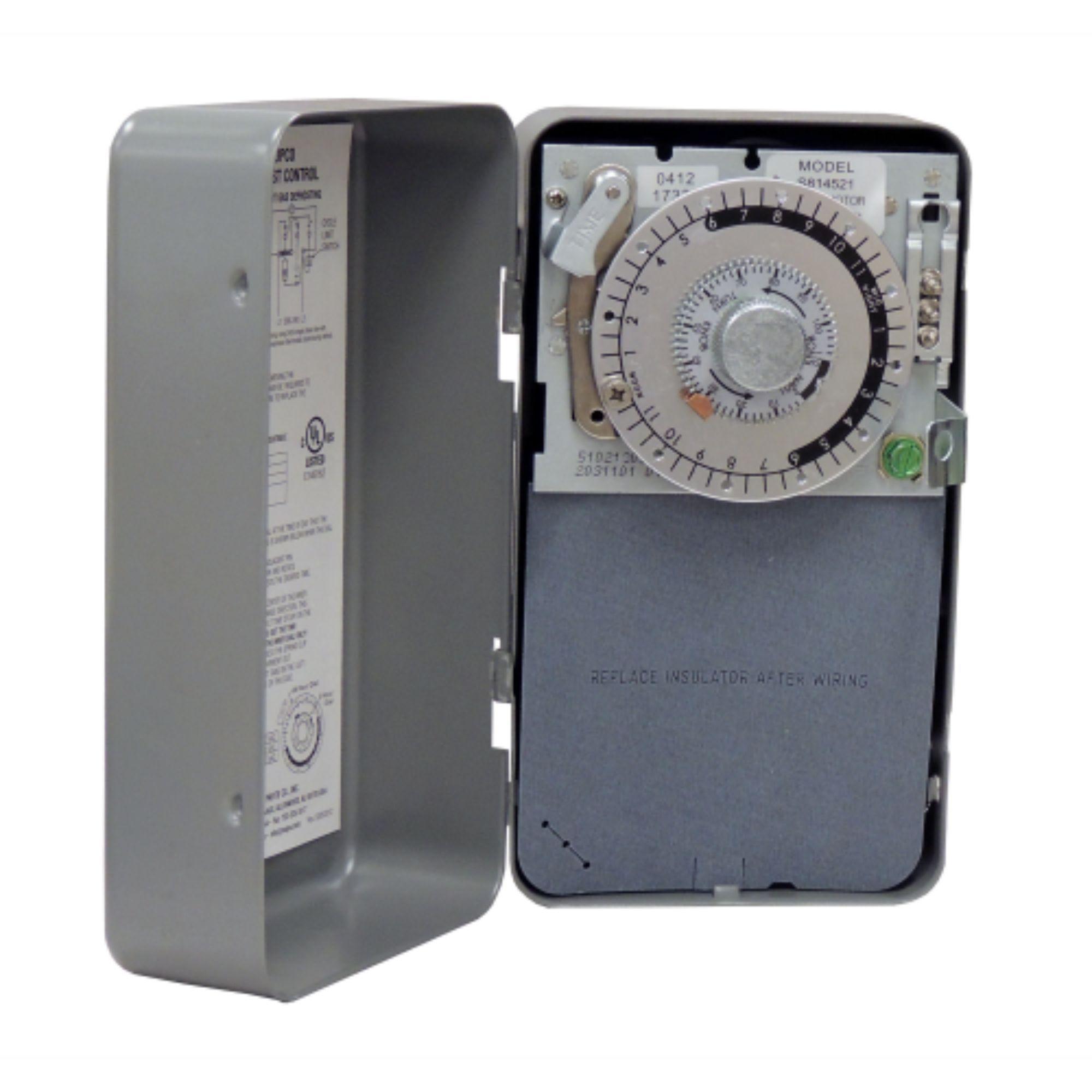 medium resolution of s814521 defrost timer paragon 8145 21 40 amp 208 240