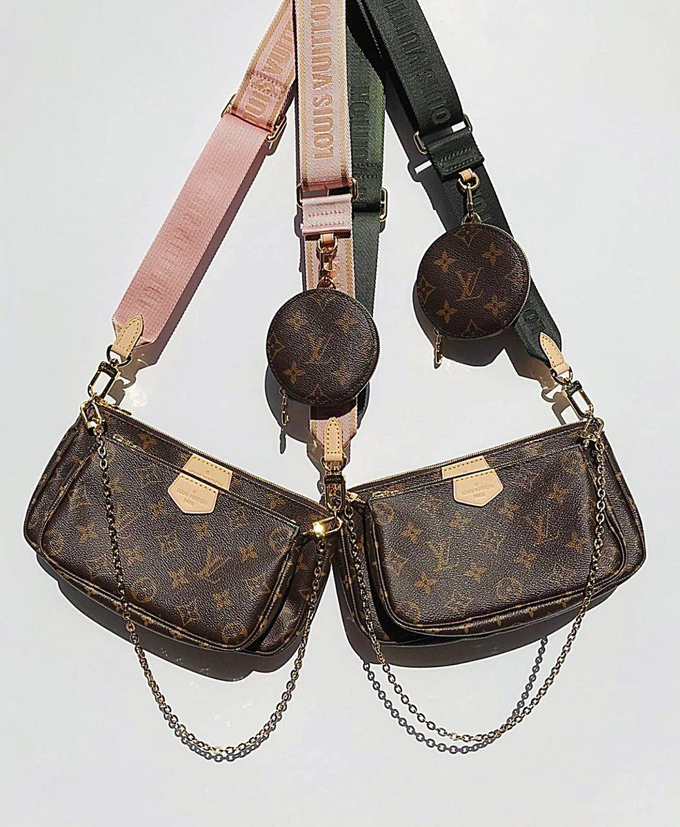 Louis Vuitton Inspired Multi Pochette Accessoires Handbag Celebrity Inspiracion Travelgra Louis Vuitton Vuitton Louis Vuitton Handbags