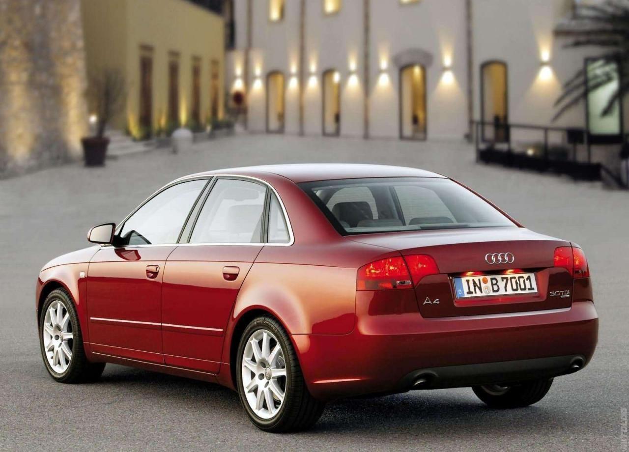 2005 Audi A4 3.0 TDI quattro