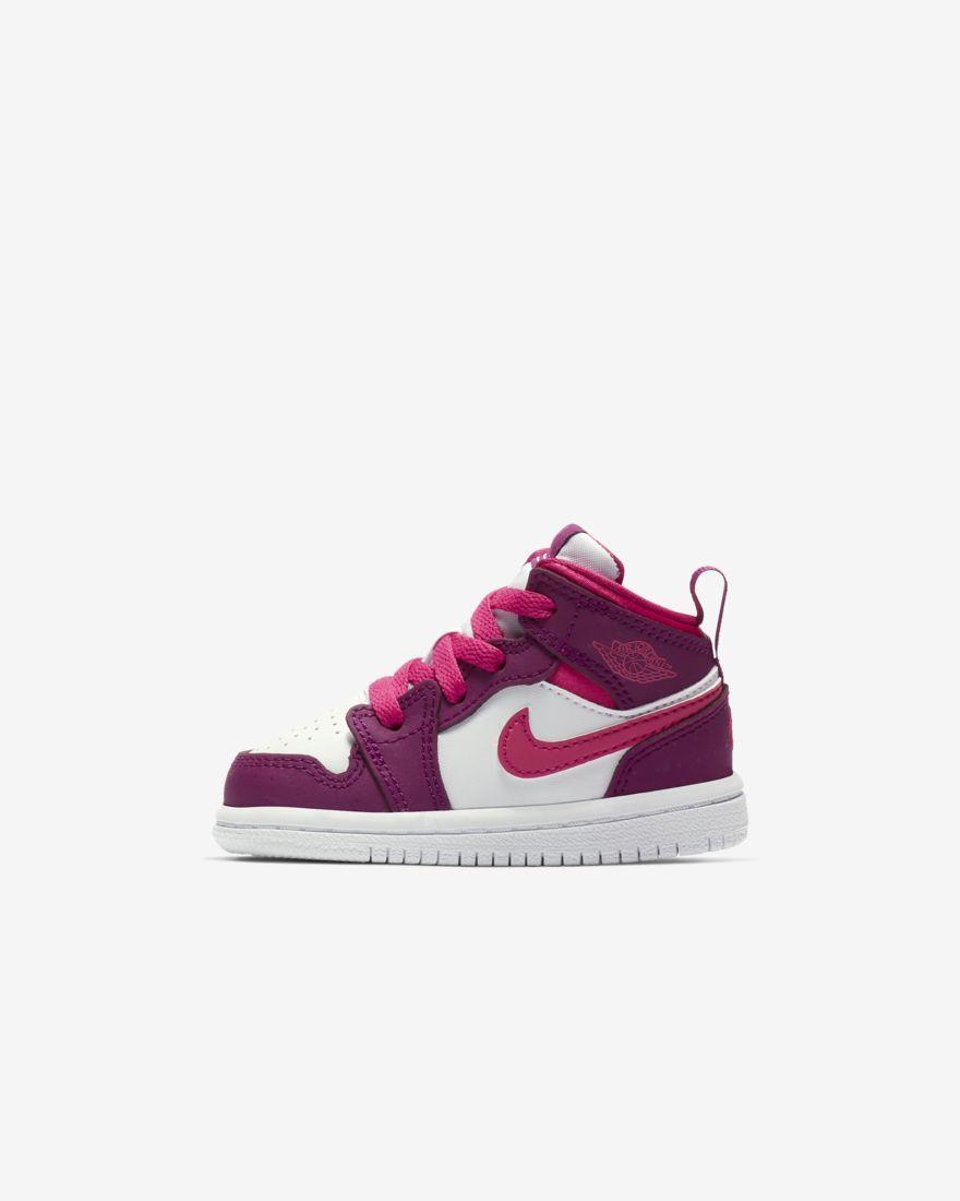 sale retailer fb926 b25a8 Air Jordan 1 Mid GT Infant Toddler Shoe