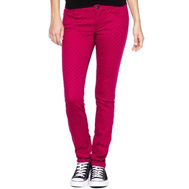 6298c8bb612 Arizona Super-Skinny Jeans - jcpenney - Junior Plus sizes 15 to 21. Cotton  and spandex.
