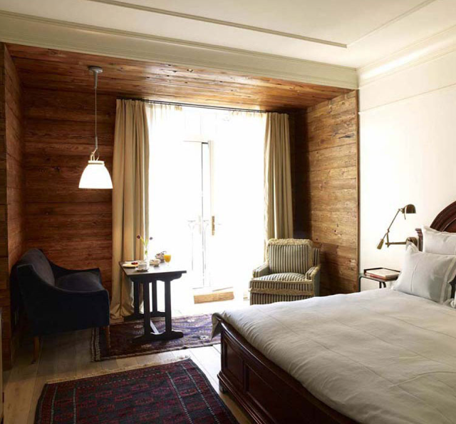 Because It's Awesome: interiors    the greenwich hotel