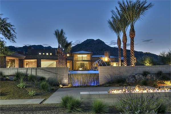 Attractive A REFINED MODERN ESTATE | LUXURY HOMES   Scottsdale, Arizona Dream Home.
