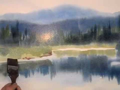 Sarah Yeoman Watercolor Video Ii M4v Youtube Watercolor Video